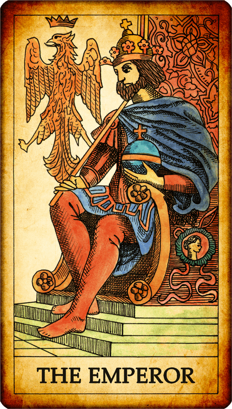 The Tarot has told me: Do not worry if it's true love or if you will