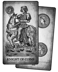 Coins Cards of the Tarot