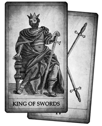 Swords Cards of the Tarot