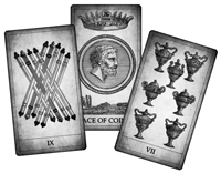 Tarot Number Cards