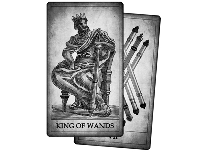 Wands Cards of the Tarot