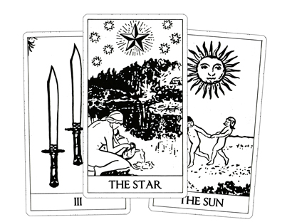 Archetypes Dark Tarot
