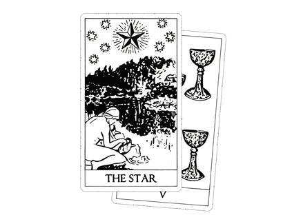 Archetypes Dark Tarot - Full Deck