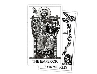 Archetypes Dark Tarot - Major Arcana