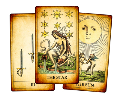 Epic image regarding free printable tarot card deck
