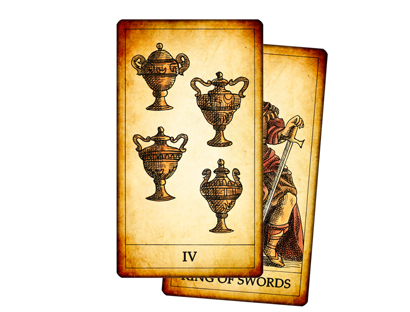 Court Games Tarot - Minor Arcana