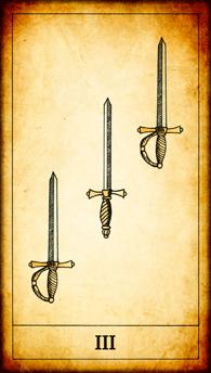 3 of Swords