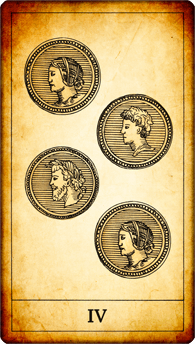 4 of Coins