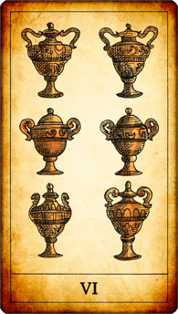 6 of Cups