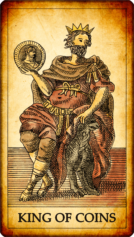 The Suit Of Coins In The Tarot