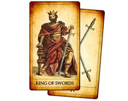 The Suit of Swords in the Tarot