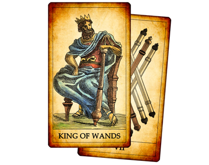 The Suit of Wands in the Tarot
