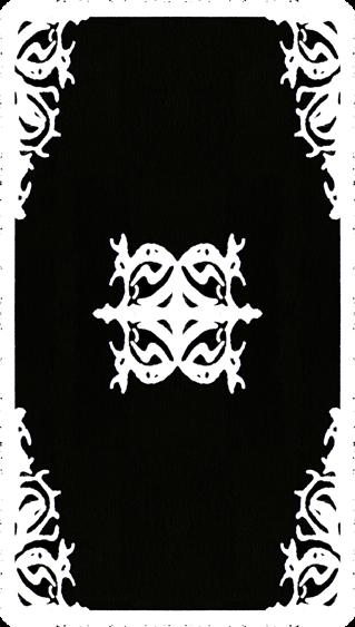Back of Tarot Card
