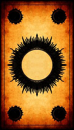 Card Back Dark